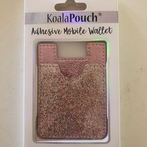Cell phone Koala Pouch